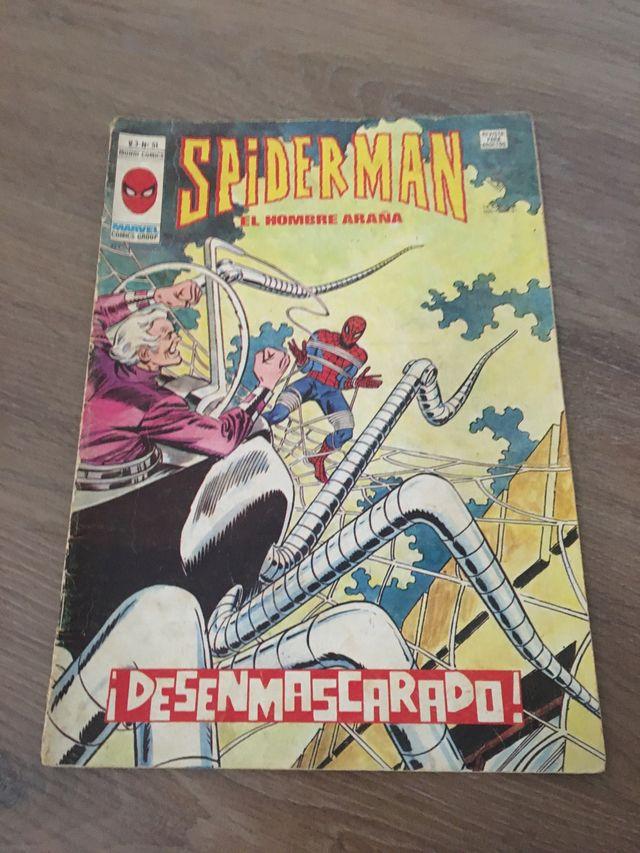 COMICS/TEBEOS VÉRTICE-SPIDERMAN