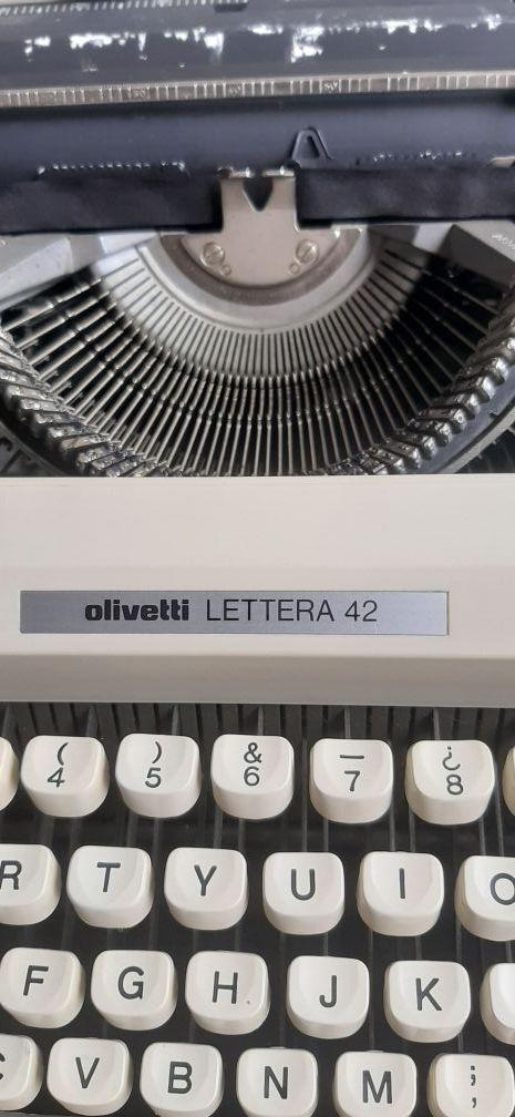 Maquina Olivetti