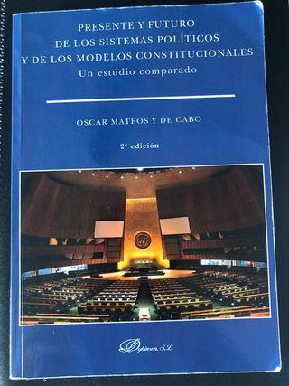 Derecho constitucional Oscar Mateos