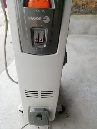 radiador de aceite fagor