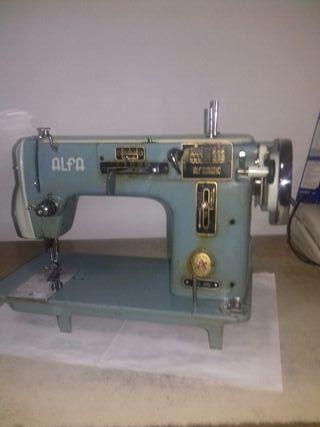 Maquina de coser ALFA 103-400 Alfamamatic