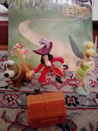 Figuras Disney Campanilla