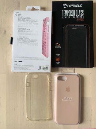 Fundas y proyector iPhone 7/8 original
