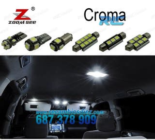 Se adapta a Mercedes A-Clase W168 a 210 Blanco 6-SMD Bombilla LED 39 mm Festoon matrícula