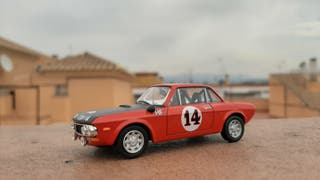 Lancia Fulvia HF escala 1/43
