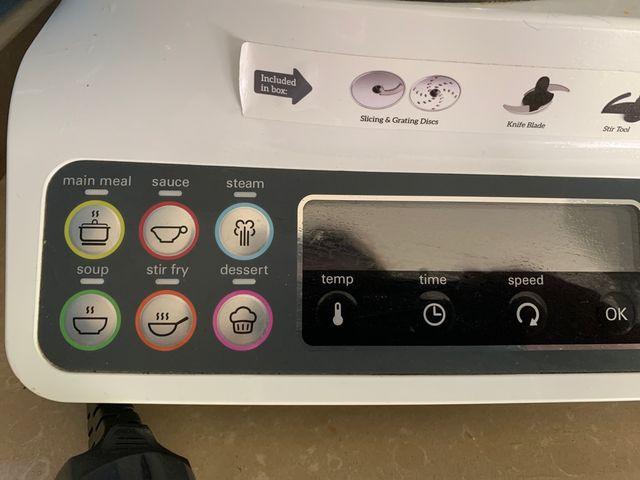 Robot de cocina Kenwood NUEVO