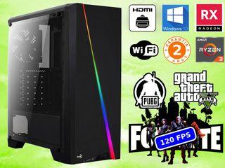 Pc Gaming Ryzen 3 1200 con Factura y Garantía