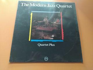The Modern Jazz Quartet - Quartet Plus
