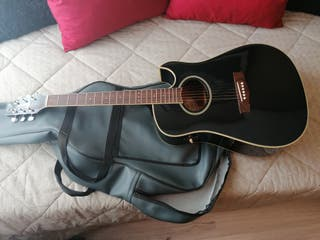 Vendo guitarra acustica Vantage VS-35CB/E