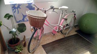 Bicicleta de Paseo Clásica .