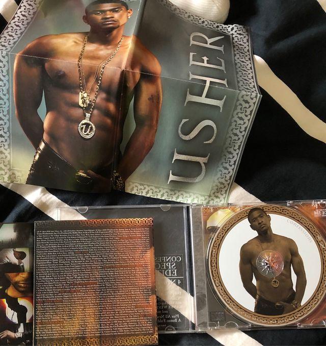 CD Usher-confessions