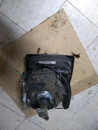 motor de cortacésped