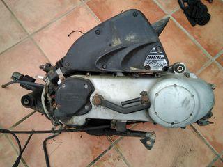 motor Gilera runer 49 cc freno tambor