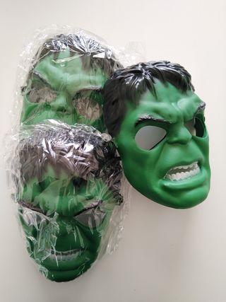 Mascara Hulk niño