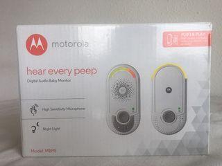 Monitor de audio Motorola Nuevo