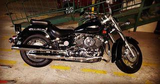 moto yamaha XVS650