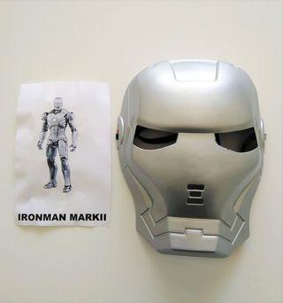 Mascara Ironman Mark II niño