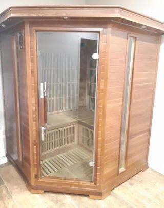 Saunas interior de infrarrojos pro