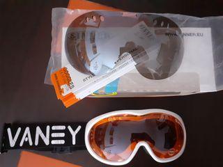 Máscara, gafas esquí
