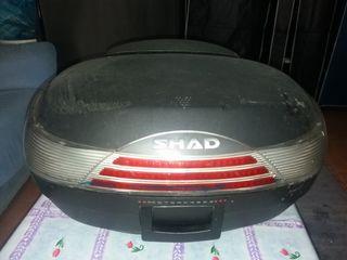 Baul top case Shad para moto