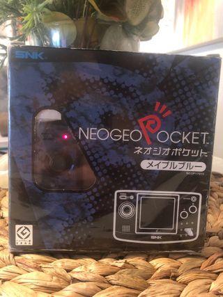 Neo geo pocket SNK NEOGEO