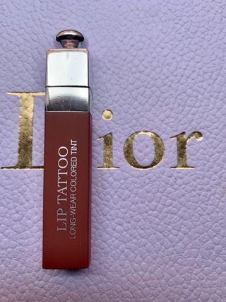 Dior Addict lip tatoo 491