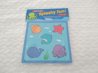 Figuras acuáticas bebes