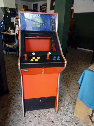 Máquina videojuegos