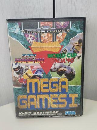 juego mega games I sega mega Drive