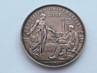 Medalla Expo 1905 Bélgica