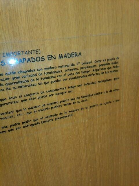 PUERTA ACORAZADA NUEVA (DE EXPOSICIÓN)