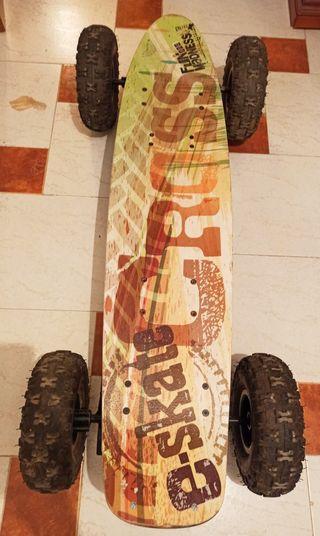 skate skateboard monopatin offroad