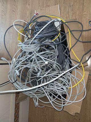 Cables de Red y Rack Varios