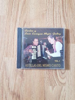 Regalo CD Astillas del mismo canto