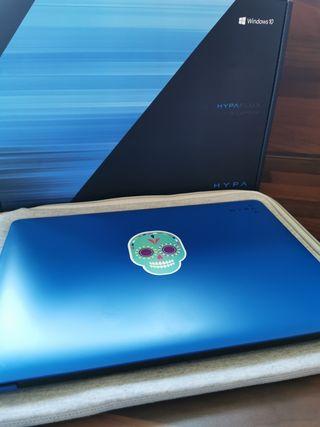 Hypa Flux Laptop Blue Chromebook