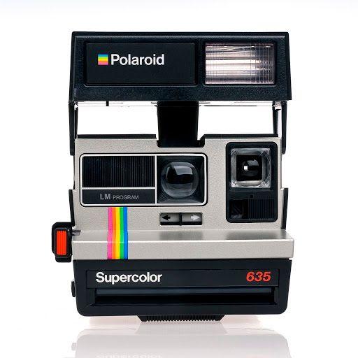 Cámara instantánea POLAROID Supercolor 635