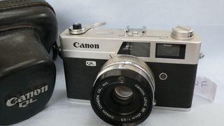 Cámara fotográfica CANON Canonet QL25