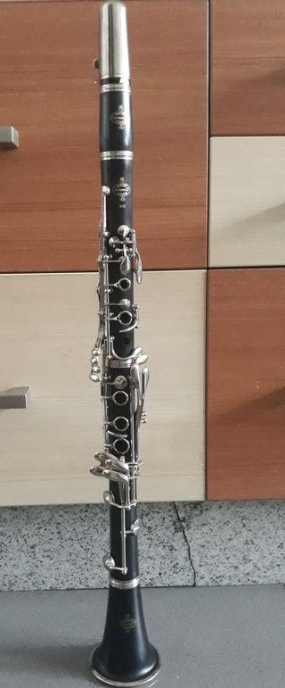 clarinete Buffet Crampon B12
