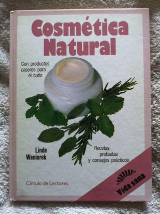 Libro Cosmética Natural por Waniorek 1989
