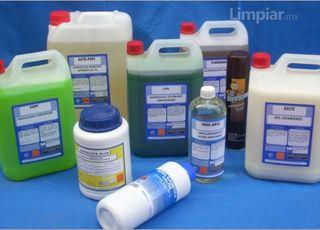 Productos Limpieza y Mantenimiento Industrial