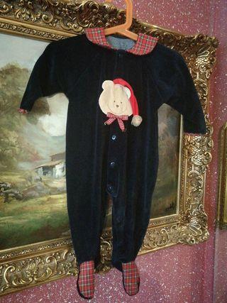 Pijama talla 6 meses el corte inglés muñeco oso