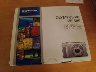 Cámara de fotos Olympus VR-360