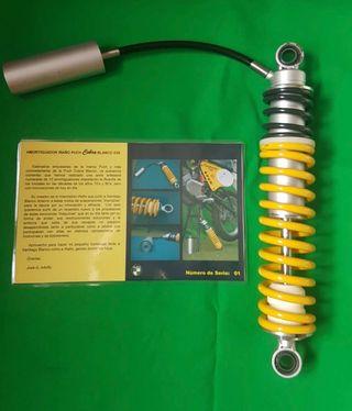 Amortiguador Iñaño para Puch Cobra Blanco X3S