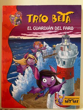 """Trio beta, """"El guardián del faro"""""""