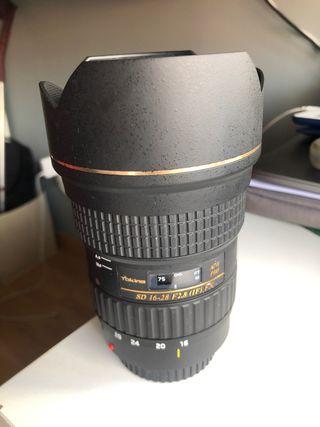 Tokina SD 16-28mm F2.8 PRO