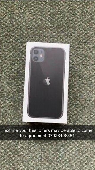 Apple I phone 11