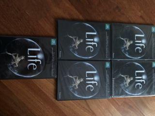 Colección DVD serie Life.Naturaleza.