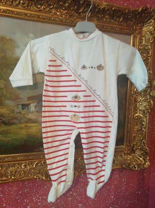 pijama talla 1 año 12 meses bebe niño niña unisex