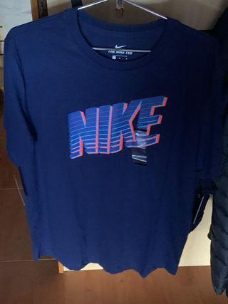 camiseta nike talla XL
