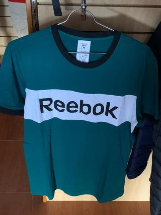 camiseta hombre Reebok talla L